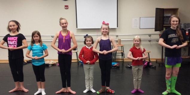Getinvolved Academy Ballet